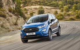 Ford giới thiệu SUV đô thị EcoSport 2018 chỉ tiêu thụ 4,5 lít nhiên liệu cho 100 km