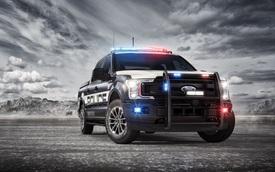 Ford F-150 Police Responder 2018 - Xe bán tải chuyên dụng của cảnh sát đầu tiên trên thế giới