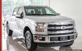 """Xe bán tải """"khủng long"""" Ford F-150 được phân phối tại Malaysia với giá ít nhất 2 tỷ Đồng"""