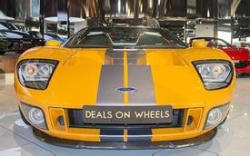 Siêu xe Ford GTX1 cực hiếm đang rao bán 12,3 tỷ Đồng