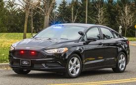 Cảnh sát Mỹ dùng xe xanh để bắt tội phạm