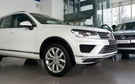 Xe Volkswagen hạ giá gần 400 triệu đồng chỉ sau nửa năm tại Việt Nam