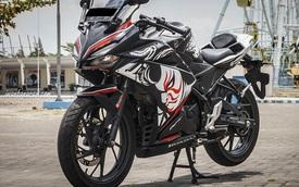 """Honda CB150R StreetFire được """"lên đồ"""" để giống CBR250RR phiên bản đặc biệt"""