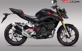 Honda CBR250RR sẽ có phiên bản naked, cạnh tranh với Yamaha MT-03