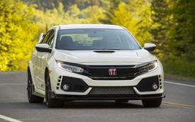 Xe hiệu suất cao Honda Civic Type R tăng giá ở phiên bản 2018