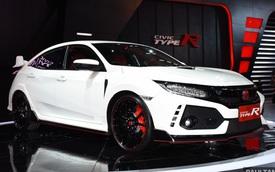 Honda Civic Type R 2017 tiếp tục ra mắt Đông Nam Á, giá từ 1,69 tỷ Đồng