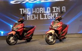 """Xe ga 125 phân khối hoàn toàn mới của Honda chính thức được vén màn với giá """"mềm"""""""