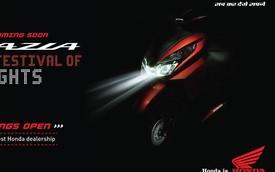 Xe ga 125 phân khối hoàn toàn mới của Honda được chốt ngày ra mắt