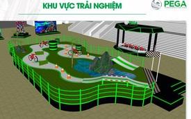 Trực tiếp trải nghiệm xe điện Việt Nam... lội nước