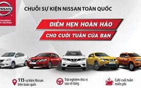 Chuỗi hơn 100 sự kiện lái thử Nissan tháng 3: Sôi động - Ấn tượng