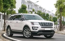 Ford Explorer Limited 2017 - Ngập tràn công nghệ và tiện nghi