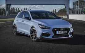 Phiên bản thể thao của xe gia đình Hyundai i30 chính thức trình làng