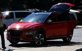 """Hyundai Kona có khả năng về Việt Nam tiếp tục bị """"tóm sống"""""""