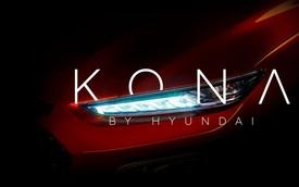 Hyundai Kona 2018 - SUV cỡ B mới, cạnh tranh với Mazda CX-3 và Honda HR-V