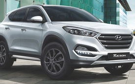 Hyundai giới thiệu phiên bản mới của Tucson tại Malaysia