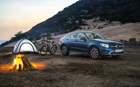 Được đà ăn khách, Mercedes-Benz tung ra phiên bản GLC 300 4MATIC Coupé