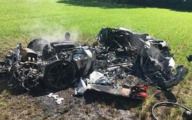 Ferrari F430 Scuderia gặp nạn tan tành chỉ sau 60 phút tìm thấy chủ nhân