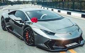 """Lamborghini Huracan độ Novara Edizione độc nhất Việt Nam liên tục lên """"báo Tây"""""""