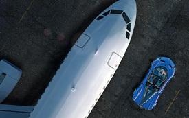Cận cảnh khoang nội thất chuyên cơ mang đậm chất siêu xe Pagani