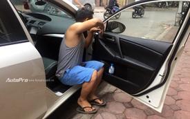 Chống trộm gương ô tô trong dịp Tết chỉ với 300.000 Đồng