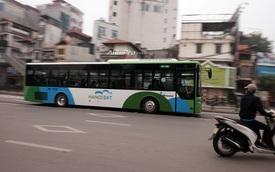 Trải nghiệm xe buýt nhanh BRT tại Hà Nội