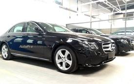 Lộ diện Mercedes-Benz E250 lắp ráp trong nước, giá chỉ 2,479 tỉ Đồng
