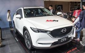 Mazda CX-5 hoàn toàn mới đã có mặt tại các đại lý