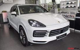 Khám phá Porsche Cayenne S 2018 thêm option, giá 7,7 tỷ đồng vừa về tới Hà Nội