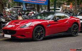 Ferrari California Hamann độc nhất Việt Nam tái xuất tại Hà Nội