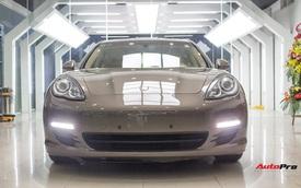 Porsche Panamera đời 2010 lăn bánh hơn 48.000 km rao bán giá 2,1 tỷ đồng