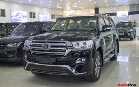 Hàng hiếm Toyota Land Cruiser từ Trung Đông giá gần 6 tỷ đồng tại Hà Nội
