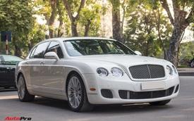 Xe siêu sang Bentley hạ nửa giá sau 7 năm