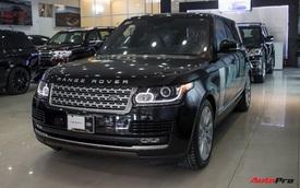 Rẻ gần một nửa xe mới, Range Rover Autobiography LWB lăn bánh 12.000 km bán lại giá chỉ 6,2 tỷ đồng