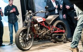 Đây có thể là chiếc mô tô ấn tượng nhất tại triển lãm EICMA 2017
