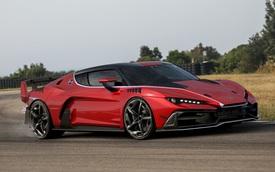 """Siêu xe triệu đô Italdesign Zerouno ra đời từ Lamborghini Huracan đã """"cháy hàng"""""""