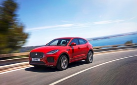 E-Pace - SUV cỡ nhỏ của Jaguar - có gì hấp dẫn?