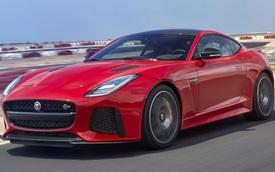 """""""Báo gấm"""" Jaguar F-Type 2018 trình làng"""