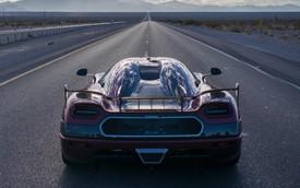"""Koenigsegg Agera RS đánh bại Bugatti Veyron Super Sport để trở thành """"ông hoàng tốc độ"""" mới"""