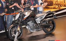 KTM 790 Duke - Naked bike tầm trung hoàn toàn mới