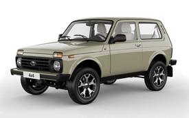 Xe việt dã 40 năm tuổi Lada 4x4 có phiên bản đặc biệt mới