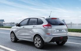 """""""Range Rover Evoque của Nga"""" Lada XRAY có phiên bản mới với trang bị tốt hơn"""