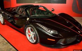 """Siêu phẩm Ferrari LaFerrari Aperta ra mắt tại Malaysia, nhà giàu Việt """"phát thèm"""""""