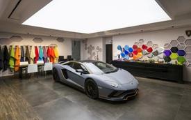 Lamborghini Aventador S từng cập bến Việt Nam có thêm phiên bản cá nhân hóa tại Goodwood 2017