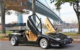 """""""Hàng cổ"""" Lamborghini Countach LP5000 S có giá """"chát"""" nửa triệu USD"""