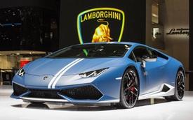Lamborghini tiến tới sản xuất siêu xe hybrid, mở đầu bằng Huracan