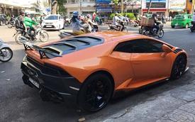 Lamborghini Huracan độ Novara Edizione độc nhất Việt Nam tiếp tục được làm đẹp