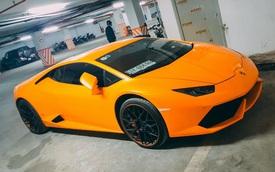 Lamborghini Huracan từng gặp nạn kinh hoàng tái xuất tại Lào Cai
