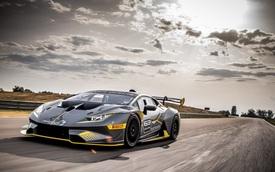 Lamborghini vén màn phiên bản đường đua của siêu xe Huracan