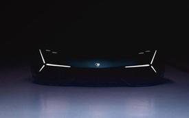 Lamborghini hé lộ siêu xe concept mới trước giờ G
