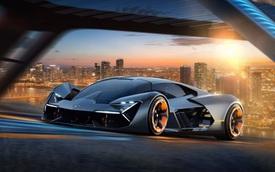 Lamborghini vén màn Terzo Millennio - siêu xe tràn ngập công nghệ đến từ tương lai